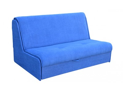 Диван аккордеон № 2 Астра синяя