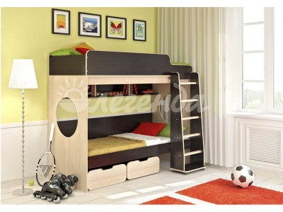 Кровать Легенда 7 венге