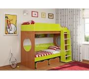 Кровать Легенда 7 лайм