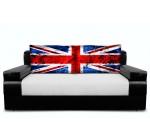 Диван  Еврокника  Британский флаг