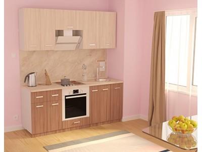 Комплект мебели для кухни Мелодия 2000