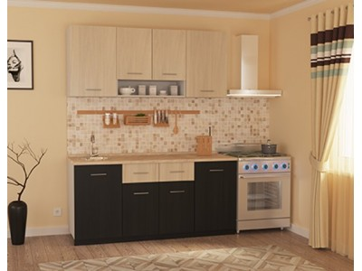 Комплект мебели для кухни Ричи 1800