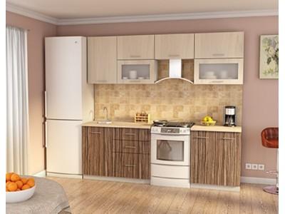 Комплект мебели для кухни Симфония 2400
