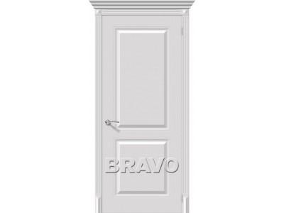 Двери Блюз (Белый)