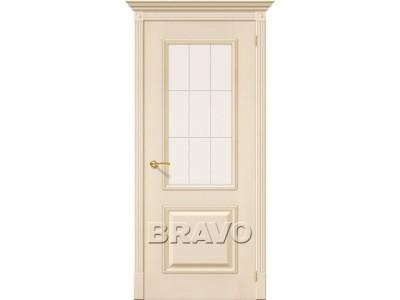 Двери Версаль (Ваниль) (Сатинато белое)