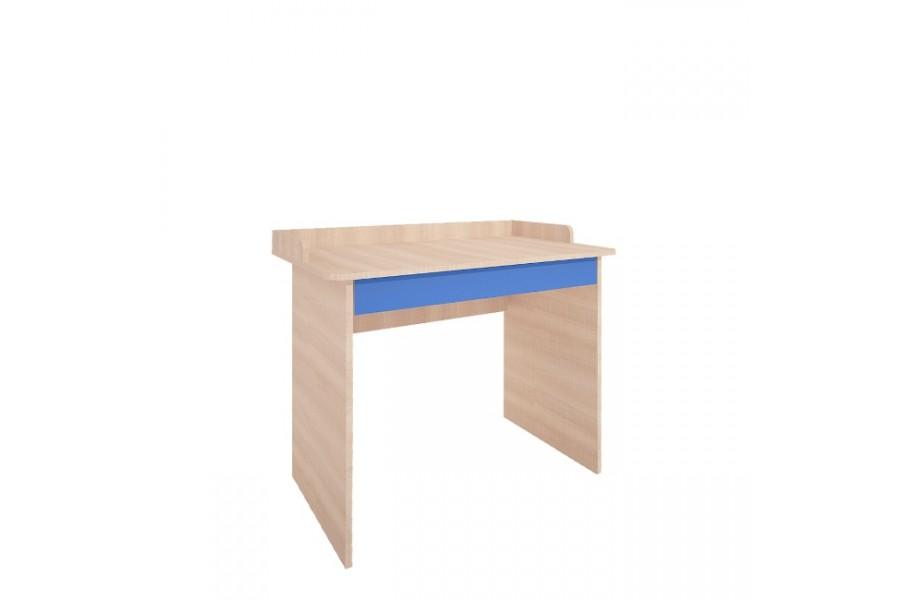 """Стол письменный """"жили-были"""" синий."""