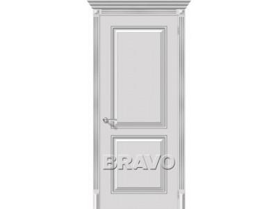 Двери Блюз (Белое серебро)