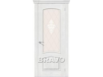Двери Амальфи (Жемчуг) (Художественное стекло)