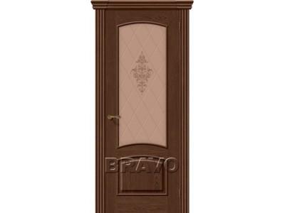 Двери Амальфи (Виски) (Художественное стекло)