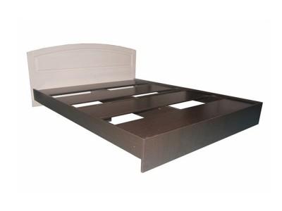 Кровать деревянная Сибирь