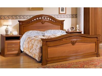 """Кровать деревянная """"Европа-7"""""""