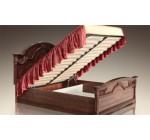 """Кровать деревянная """"Карина-1"""" с подъёмным механизмом"""